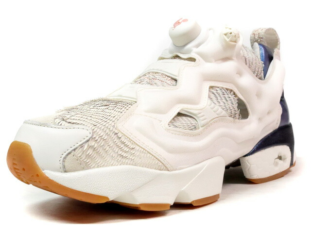 "Reebok INSTAPUMP FURY CNY17 ""CHINESE NEW YEAR"" ""LIMITED EDITION""  O.WHT/WHT/NVY/GUM (BD2026)"
