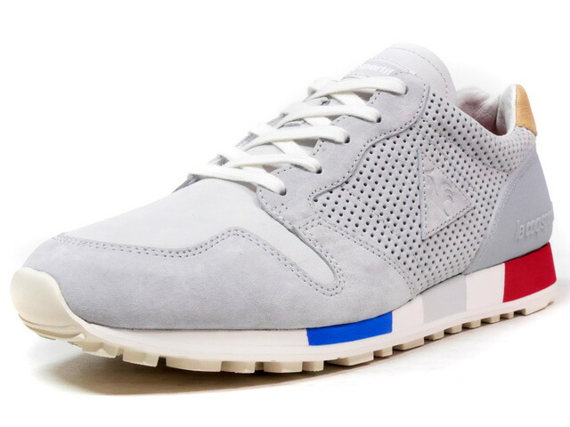 "le coq sportif OMEGA PREMIUM BBR ""PREMIUM BBR PACK"" ""LIMITED EDITION""  GRY/BGE/BLU/RED/WHT (1710461)"