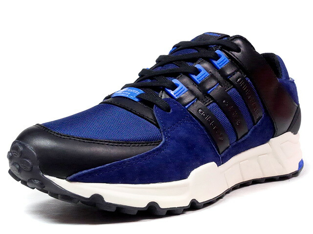 "adidas EQT SUPPORT S.E. ""colette x UNDEFEATED"" ""Sneaker Exchange"" ""LIMITED EDITION for CONSORTIUM""  NVY/BLK/BLU/NAT (CP9615)"