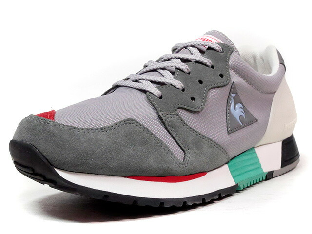 "le coq sportif EUREKA OG ""EUREKA 30th ANNIVERSARY"" ""LIMITED EDITION""  GRY (QMT-7100GR)"