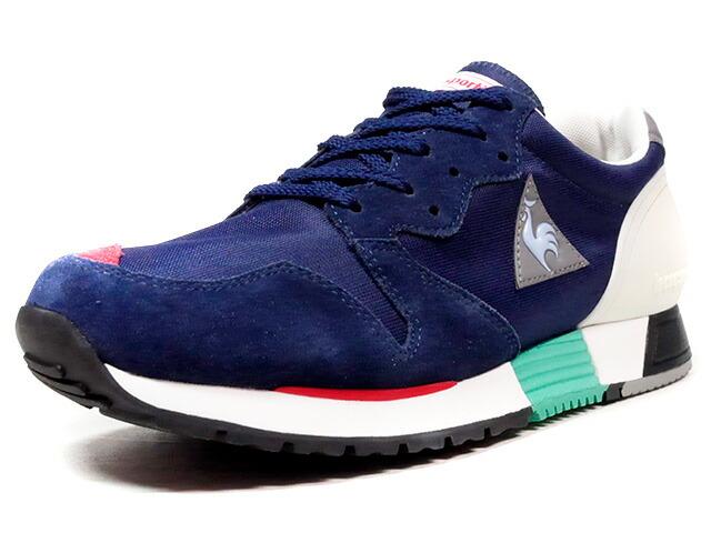 "le coq sportif EUREKA OG ""EUREKA 30th ANNIVERSARY"" ""Shigeyuki Kunii (mita sneakers) Color Direction""  NVY (QMT-7100NV)"