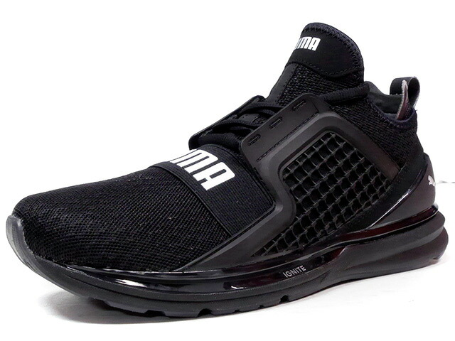 "Puma IGNITE LIMITLESS ""LIMITED EDITION for PRIME""  BLK/WHT (189495-01)"