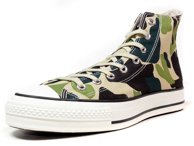 "CONVERSE ALL STAR J 83CAMO HI ""made in JAPAN"" ""LIMITED EDITION""  CAMO/NAT (32069544)"