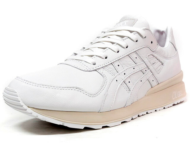 "ASICS Tiger GT-II ""LIMITED EDITION for L1""  WHT/BGE (TQ7L2L-0101)"