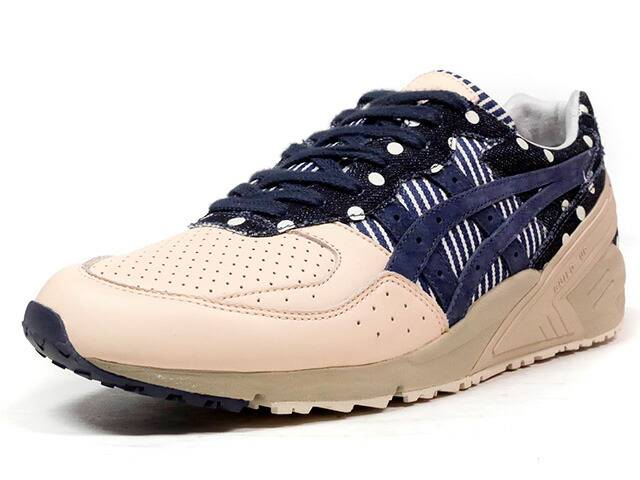 "ASICS Tiger GEL-SIGHT ""JAPANESE DENIM PACK"" ""LIMITED EDITION for L1""  DENIM/NVY/BGE (TQ7K0N-5858)"