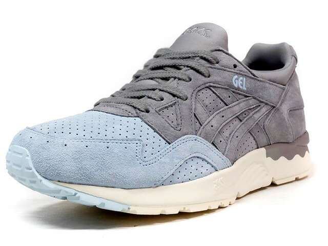 "ASICS Tiger GEL-LYTE V ""LIMITED EDITION for L2""  GRY/SAX/O.WHT (TQ737L-9696)"