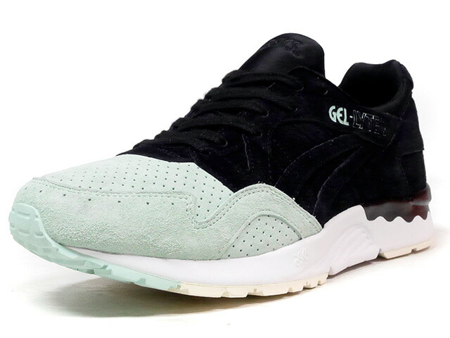 "ASICS Tiger GEL-LYTE V ""LIMITED EDITION for L2""  BLK/M.GRN/WHT (TQ737L-9090)"