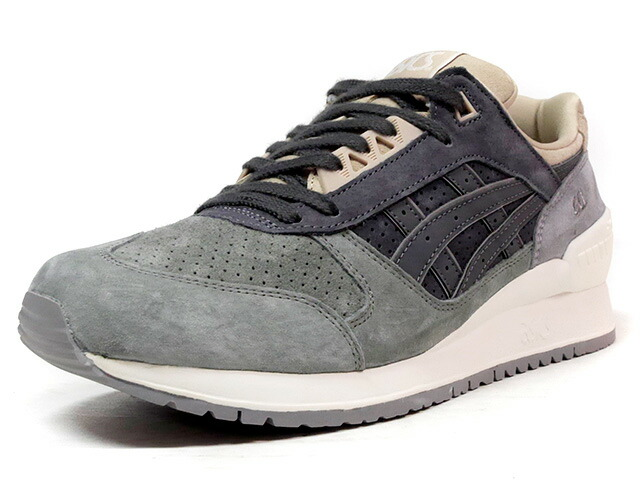 "ASICS Tiger GEL-RESPECTOR ""JAPANESE GARDEN PACK"" ""LIMITED EDITION for L2""  OLV/GRY/C.GRY/BGE (TQ720L-9595)"