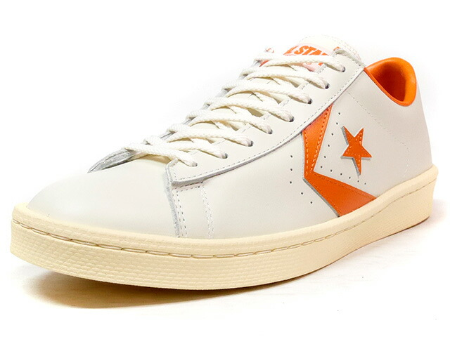 "CONVERSE PRO-LEATHER OX ""CHEVRON & STAR HTG"" ""LIMITED EDITION""  O.WHT/ORG/NAT (32649542)"