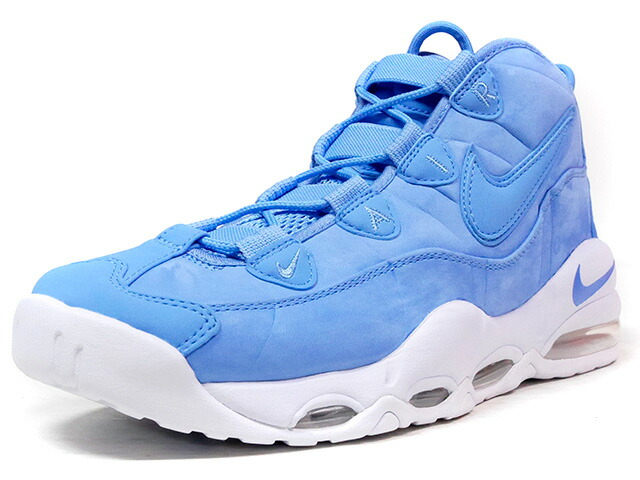 "NIKE AIR MAX UPTEMPO 95 AS QS ""UNIVERSITY BLUE"" ""2017 NBA ALLSTAR GAME/NEW ORLEANS"" ""LIMITED EDITION for NONFUTURE""  SAX/WHT (922932-400)"