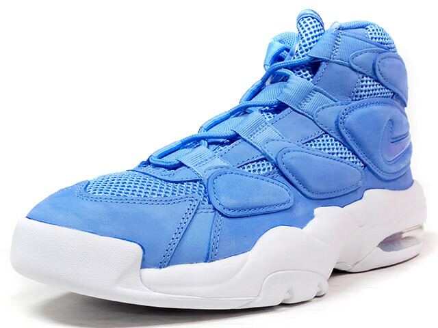 "NIKE AIR MAX II UPTEMPO 94 AS QS ""UNIVERSITY BLUE"" ""2017 NBA ALLSTAR GAME/NEW ORLEANS"" ""LIMITED EDITION for NONFUTURE""  SAX/WHT (922931-400)"