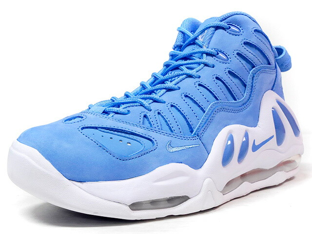 "NIKE AIR MAX UPTEMPO 97 AS QS ""UNIVERSITY BLUE"" ""2017 NBA ALLSTAR GAME/NEW ORLEANS"" ""LIMITED EDITION for NONFUTURE""  SAX/WHT (922933-400)"