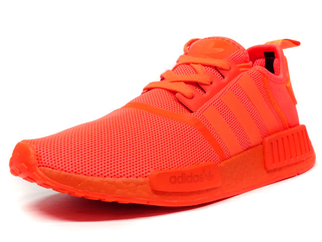 """adidas NMD R1 """"SOLAR RED"""" """"LIMITED EDITION""""  RED/RED (S31507)"""
