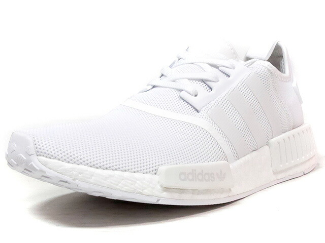 "adidas NMD R1 ""TRIPLE WHITE"" ""LIMITED EDITION""  WHT/WHT (BA7245)"
