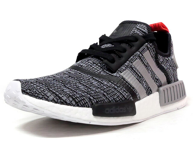 "adidas NMD R1 ""GLITCH CAMO"" ""LIMITED EDITION""  BLK/GRY/RED (BB2884)"