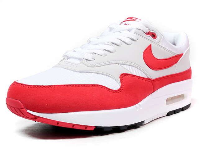 """NIKE AIR MAX I ANNIVERSARY """"AIR MAX I 30th ANNIVERSARY"""" """"LIMITED EDITION for NONFUTURE""""  WHT/RED/GRY (908375-100)"""