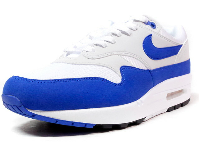 """NIKE AIR MAX I ANNIVERSARY """"AIR MAX I 30th ANNIVERSARY"""" """"LIMITED EDITION for NONFUTURE""""  WHT/BLU/GRY (908375-101)"""