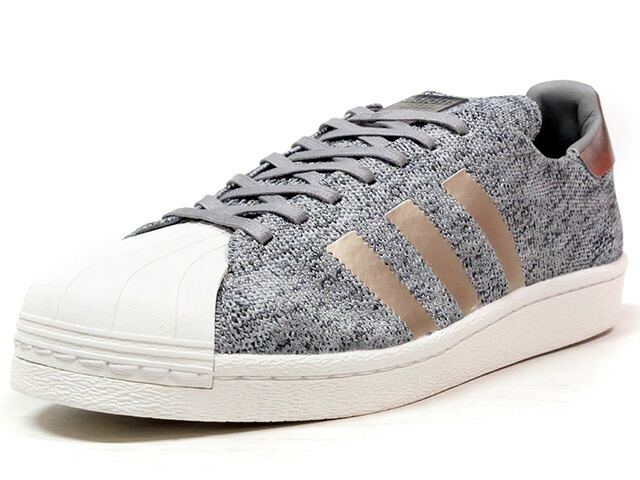 "adidas SUPERSTAR BOOST PK NM ""LIMITED EDITION""  GRY/S.GLD/O.WHT (BB8973)"