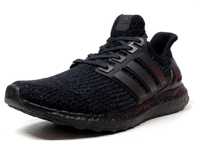 "adidas ULTRA BOOST CL ""TRIPLE BLACK"" ""LIMITED EDITION""  BLK/GRY (BA8920)"