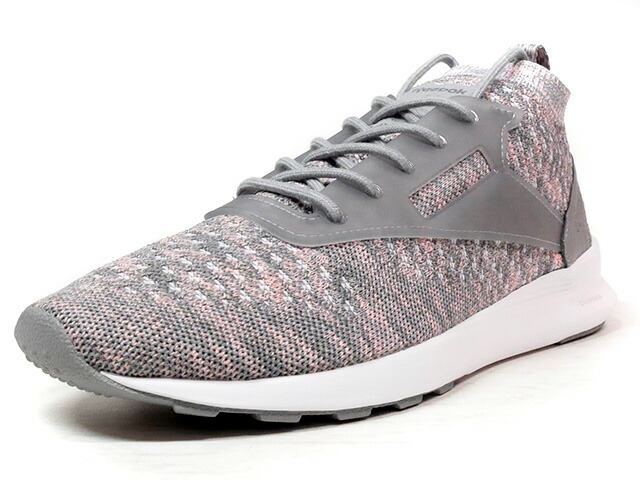 "Reebok ZOKU RUNNER ULTK HTRD ""LIMITED EDITION""  GRY/S.PNK/WHT (BD5489)"