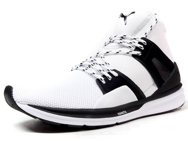 "Puma B.O.G LIMITLESS HI ""LIMITED EDITION for LIFESTYLE""  WHT/BLK (363126-02)"