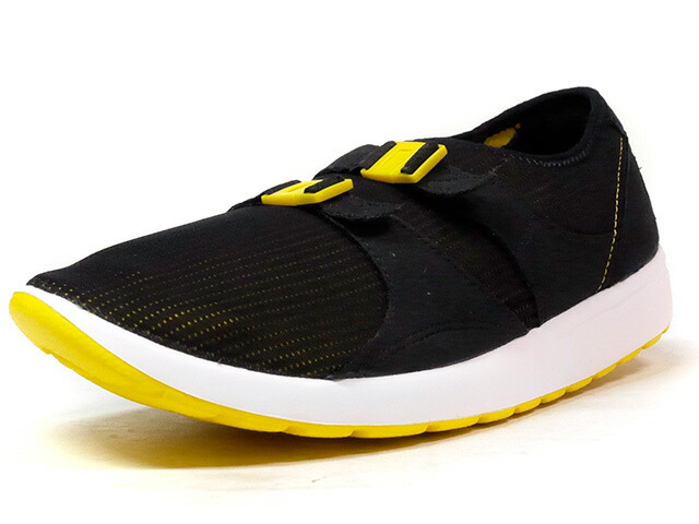 """NIKE AIR SOCK RACER OG """"LIMITED EDITION for NONFUTURE""""  BLK/YEL/WHT (875837-001)"""