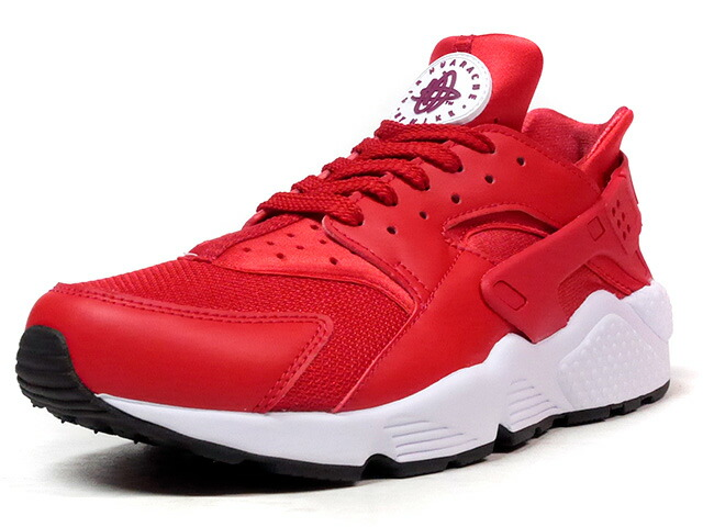 """NIKE AIR HUARACHE """"LIMITED EDITION for ICONS""""  RED/WHT (318429-604)"""