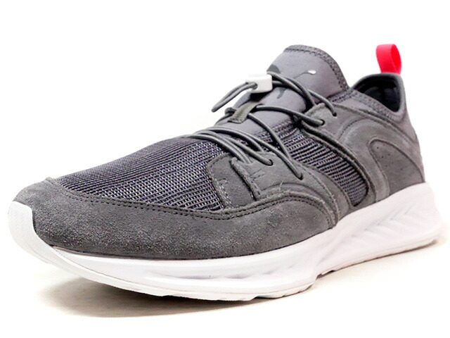 "Puma BLAZE IGNITE PLUS ""LIMITED EDITION for PRIME""  GRY/WHT/RED (362515-02)"