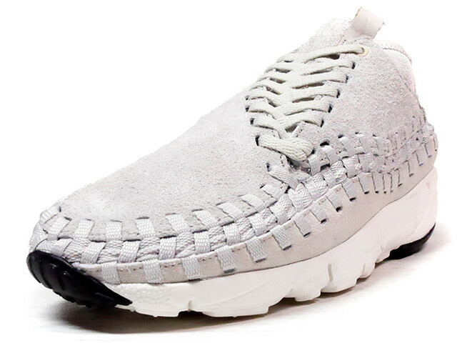 "NIKE AIR FOOTSCAPE WOVEN CHUKKA QS ""LIMITED EDITION for NONFUTURE""  O.WHT/GRY/BLK (913929-700)"