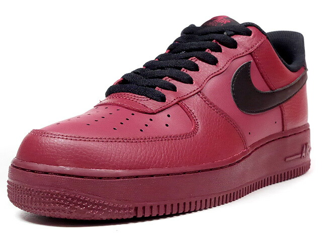 """NIKE AIR FORCE I 07 """"LIMITED EDITION for ICONS""""  BGD/BLK (315122-614)"""
