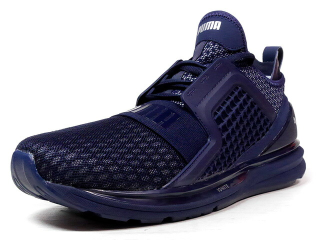 "Puma IGNITE LIMITLESS ""LIMITED EDITION for PRIME""  NVY/NVY (189495-04)"