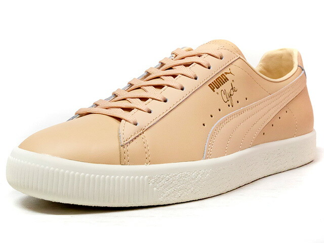 "Puma CLYDE NATURAL ""LIMITED EDITION for LIFESTYLE""  BGE/WHT (363617-03)"