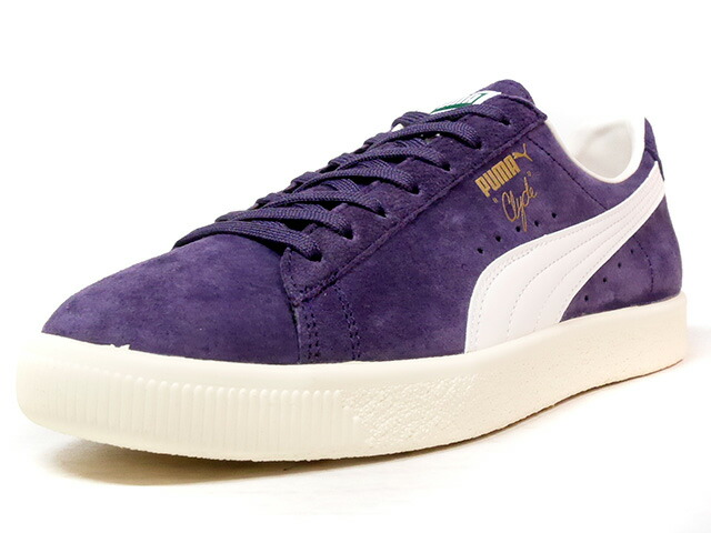 "Puma CLYDE PREMIUM CORE ""LIMITED EDITION for LIFESTYLE""  PPL/WHT (362632-01)"