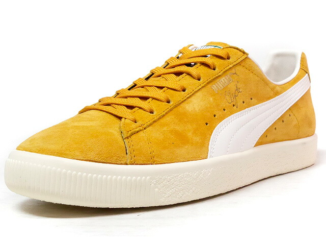 "Puma CLYDE PREMIUM CORE ""LIMITED EDITION for LIFESTYLE""  YEL/WHT (362632-03)"