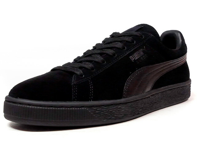 "Puma SUEDE CLASSIC + LFS ""LIMITED EDITION for LIFESTYLE""  BLK/BLK (356328-01)"