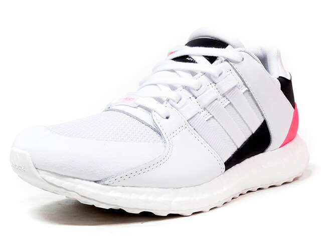 "adidas EQT SUPPORT ULTRA ""TURBO RED"" ""LIMITED EDITION""  WHT/BLK/PNK (BA7474)"