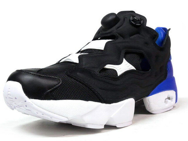 "Reebok INSTAPUMP FURY POP ""LIMITED EDITION""  BLK/BLU/WHT (BS9139)"