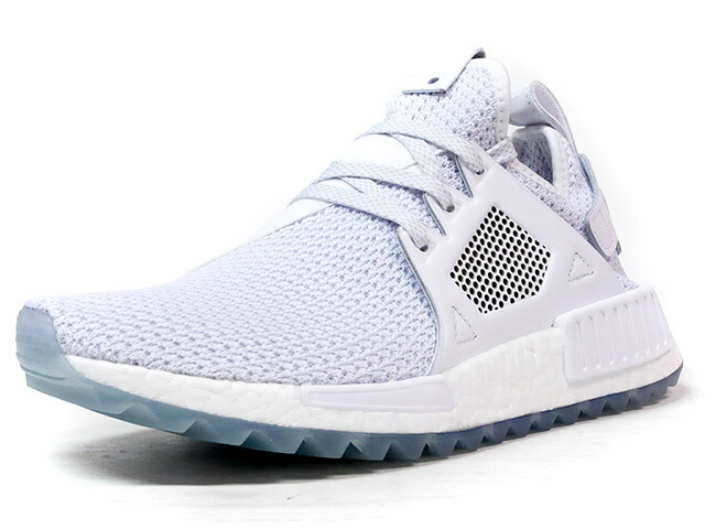 "adidas NMD XR1 TR TITOLO ""TITOLO"" ""LIMITED EDITION for CONSORTIUM""  WHT/L.GRY/CLEAR (BY3055)"