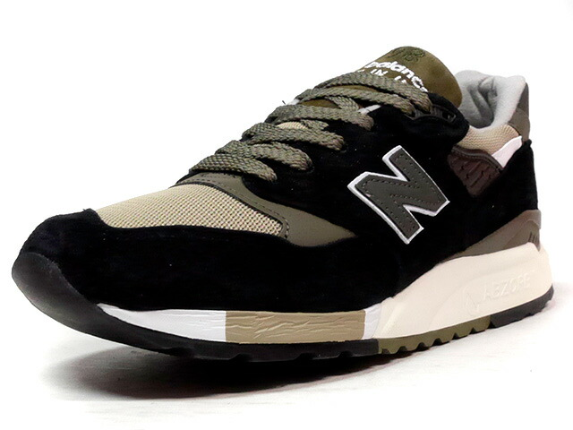 """new balance M998 """"made in U.S.A."""" """"LIMITED EDITION""""  CTR (M998 CTR)"""