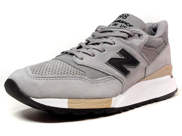 """new balance M998 """"made in U.S.A."""" """"LIMITED EDITION""""  DTK (M998 DTK)"""