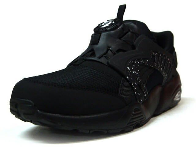 "Puma DISC BLAZE ""KA LIMITED EDITION""  BLK/BLK (362528-01)"