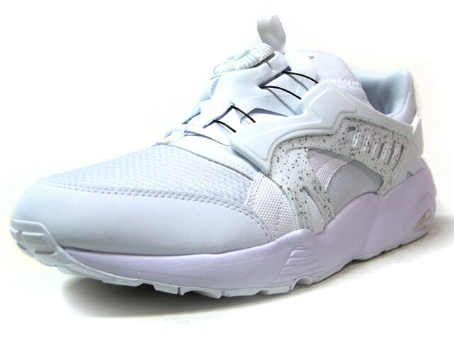 "Puma DISC BLAZE ""KA LIMITED EDITION""  WHT/WHT (362528-02)"