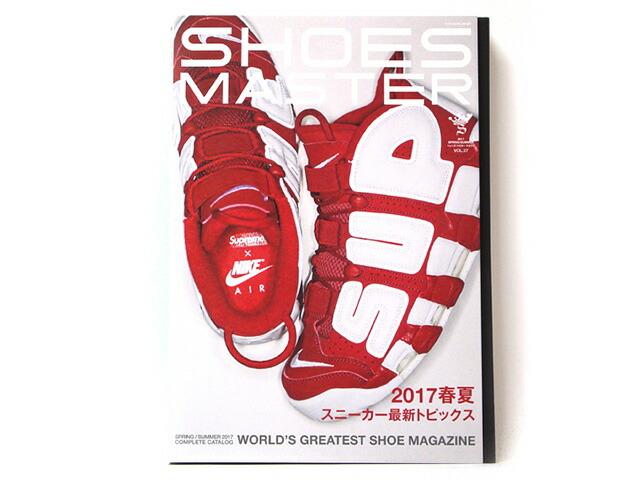 GOODS SHOES MASTER VOL.27 2017 SPRING/SUMMER   (shoes-master-27)