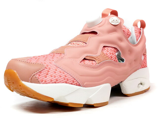 "Reebok INSTAPUMP FURY OFF TG ""OFF THE GRID"" ""LIMITED EDITION""  PNK/WHT/GUM (BD3007)"