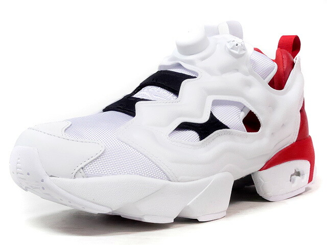 "Reebok INSTAPUMP FURY POP ""LIMITED EDITION""  WHT/RED/BLK (BS9136)"
