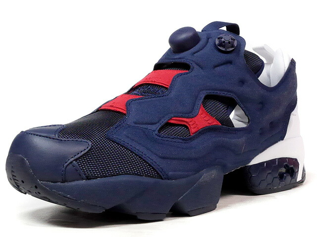 "Reebok INSTAPUMP FURY POP ""LIMITED EDITION""  NVY/WHT/RED (BS9138)"