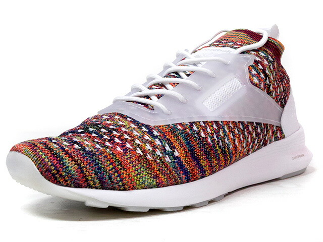 "Reebok ZOKU RUNNER ULTK MULTI ""LIMITED EDITION""  MULTI/WHT (BS7840)"