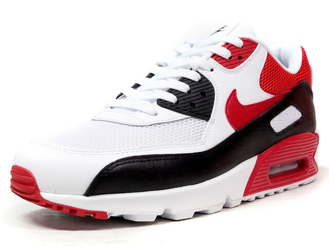 """NIKE AIR MAX 90 ESSENTIAL """"LIMITED EDITION for ICONS""""  WHT/RED/BLK (537384-129)"""