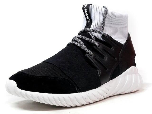 "adidas TUBULAR DOOM ""LIMITED EDITION""  BLK/WHT (BA7555)"