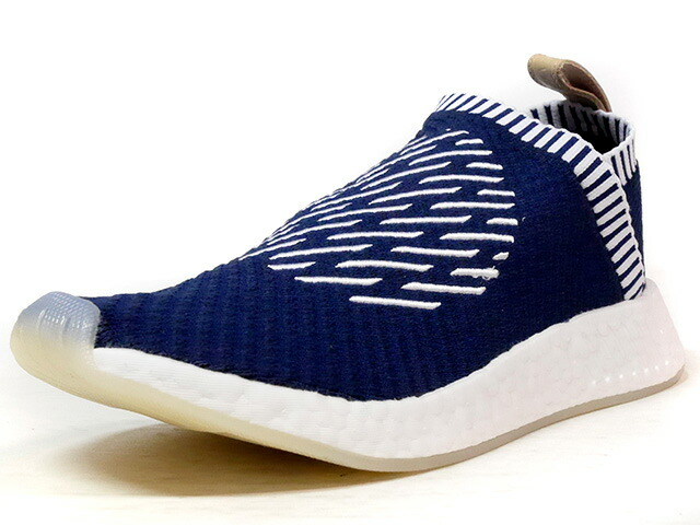 "adidas NMD CS2 PK ""RONIN PACK"" ""LIMITED EDITION""  NVY/WHT/BGE (BA7189)"